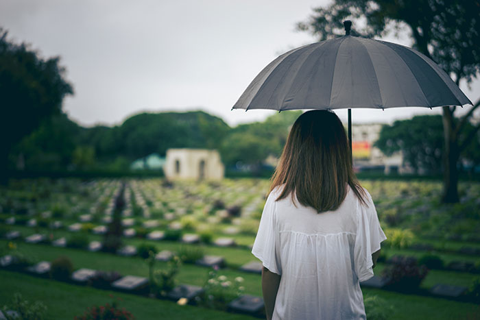 Losing A Loved One During COVID