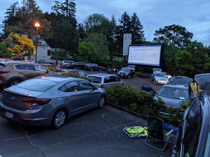 Drive In Movie Night