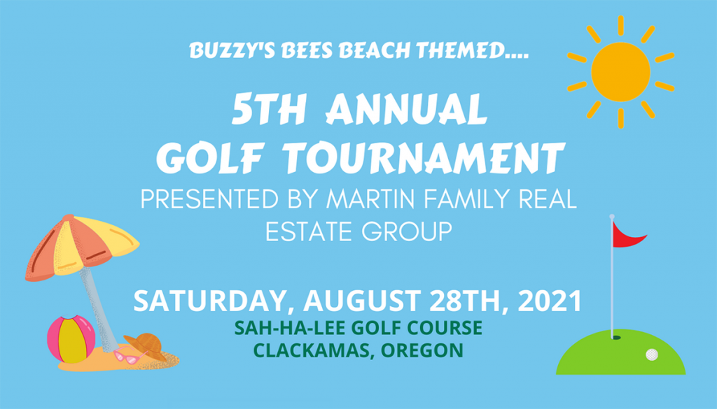 5th Annual Buzzy's Golf Tournament