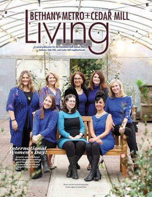 Bethany Living Article Amanda Drews founder of Buzzy's Bees